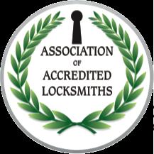 Association of Accredited Locksmiths logo